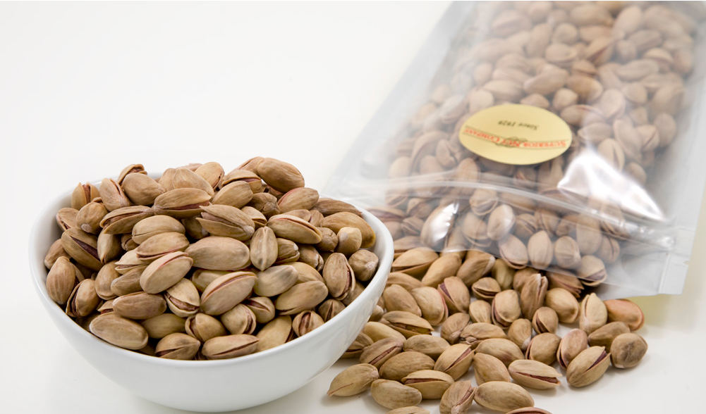 Indulge In Some Turkish Pistachios